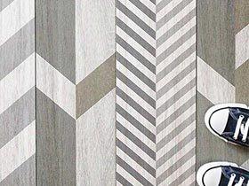 踏出精彩一步  12款地面花砖设计图片