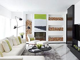 300平现代简约风格别墅装修图 传承自然