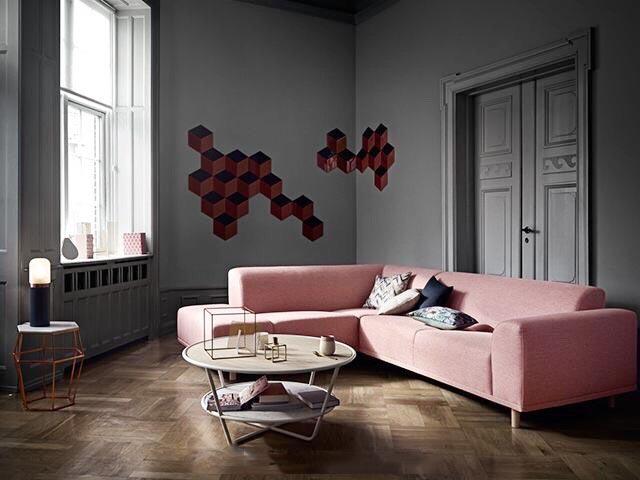 复古客厅装修装饰效果图