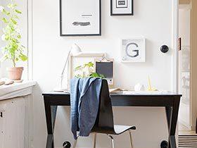 追求更舒适  10款清爽型书房装修图片