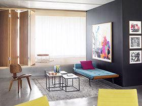 北欧风格小户型装修  小空间里的时尚感