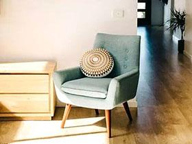 10个客厅单人沙发图片 留住温情时刻