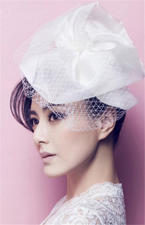 新娘韩式发型那种好   新娘韩式发型图片鉴赏