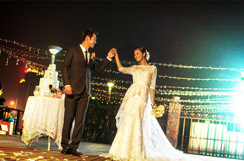 新娘早妆造型  化新娘早妆多少钱