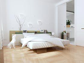 家居潮流指南  10个现代风格卧室实景图