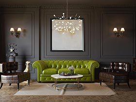 精选之家  10款现代风格客厅布置图