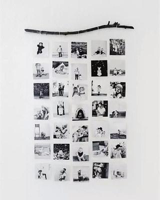 diy照片墙设计图片