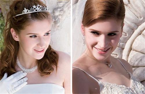 欧式新娘妆特点 最新新娘妆画法
