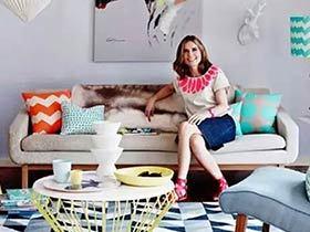 11个客厅三人沙发效果图 舒适美观两不误