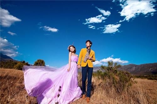 丽江最有名的婚纱摄影_丽江婚纱摄影