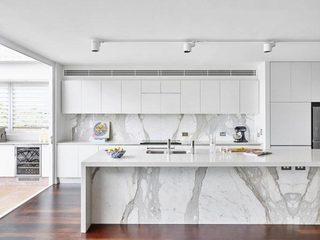 简约风格厨房设计实景图