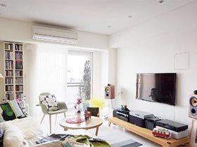 挚爱新家居  10个现代风电视背景墙装修图
