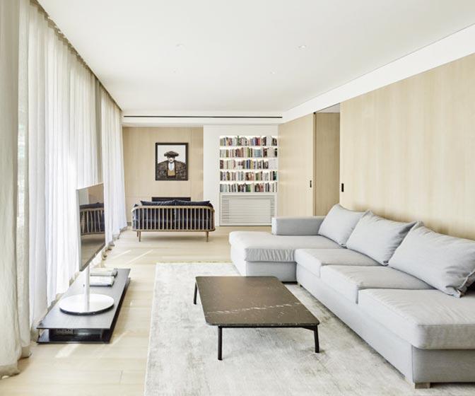 客廳好的風水帶來好運  家居 + 商業風水