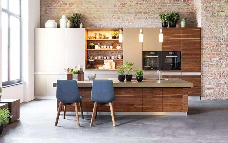 开放式厨房图片