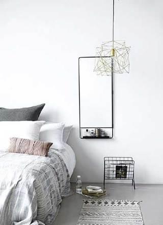 北欧风卧室装修欣赏图