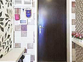 家居守护神  10款小户型玄关装修图