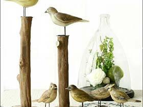 艺术的装饰  10款木质装饰品设计图
