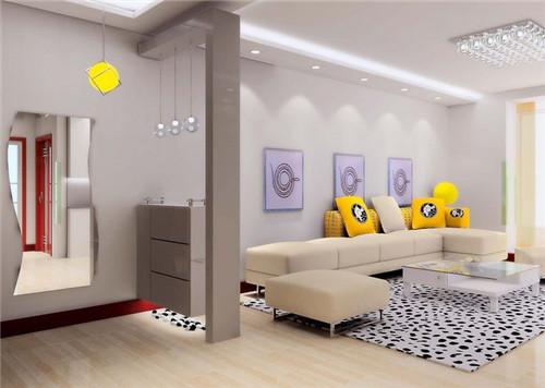 二室一厅装修价格是多少 94平方两室一厅装修2万元简装