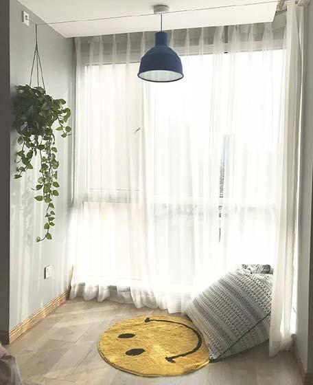 阳台布置装修装饰效果图