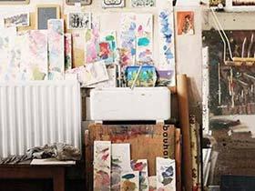 提升视觉感  10款室内照片墙设计图