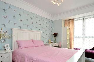 130平欧式风格公寓儿童房装修