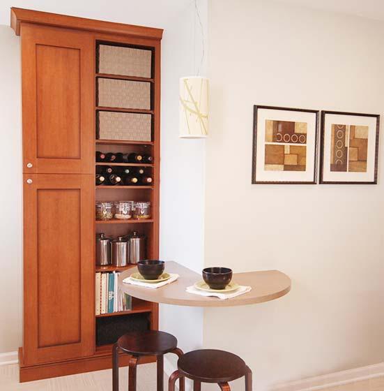 家居小吧台设计装修图片