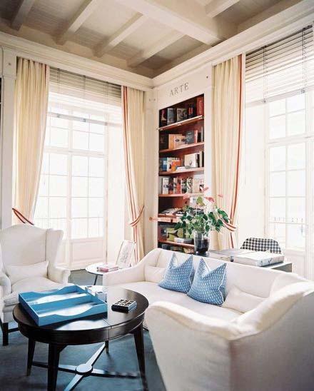 美式客厅图片大全