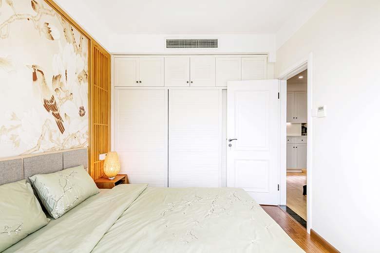 90㎡日式两居室设计装饰图