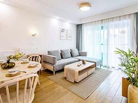 90㎡日式两居室图片  佳人宜居