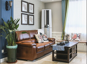 10万半包三居室装修 简约风格设计