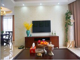 40万搞定三室两厅装修 简美风格设计