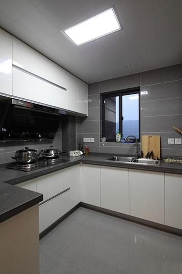 宜家风格两居室装修厨房效果图