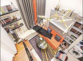40平loft装修 年轻人最爱的空间