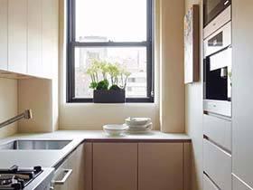 长方形特色  10款小户型厨房装修效果图