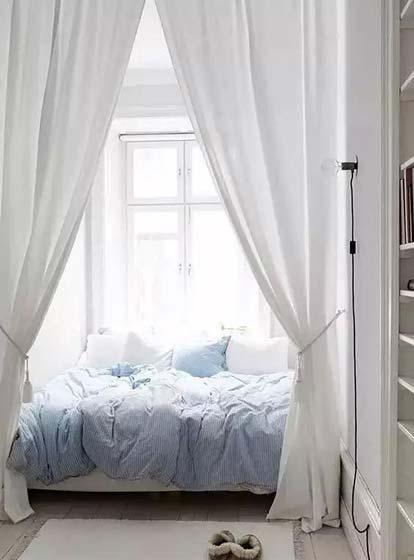 室内窗帘搭配装修装饰效果图