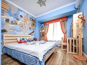 给你快乐童年  10个儿童房设计图片