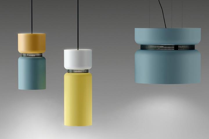 创意led灯饰设计平面图