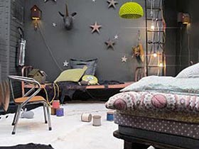 妙趣童年  10款儿童房设计与装修图片