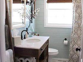"""很高兴""""浴""""见你  10款小户型卫生间装修效果图"""