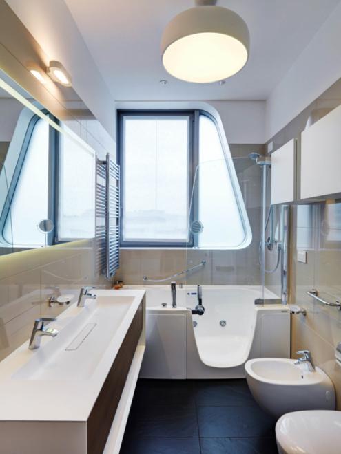 米兰Marco Piva DNA-城市生活公寓的潮流趋势