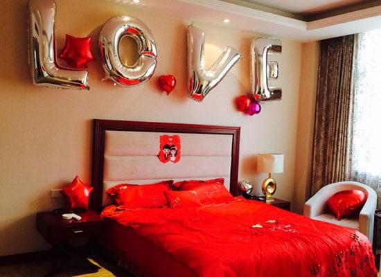 怎样用气球布置新房 浪漫温馨的新房布置方法