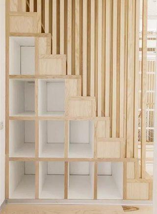 阁楼楼梯装修设计图
