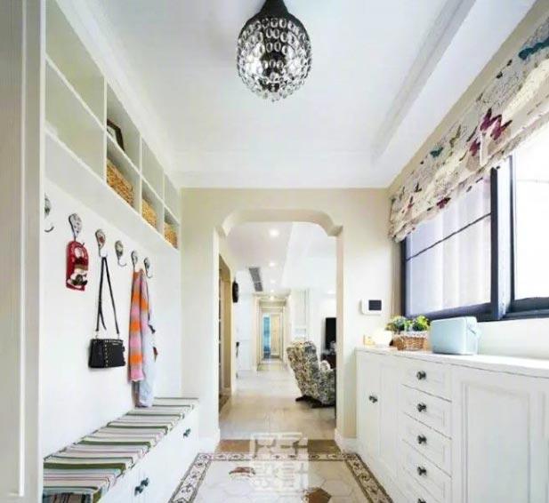 门厅玄关装修装饰效果图