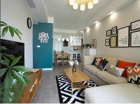 50平小户型房屋装修  小空间的温情细节