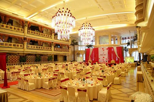婚宴厅布置方案