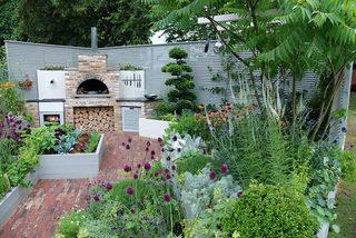 花园装修设计实景图