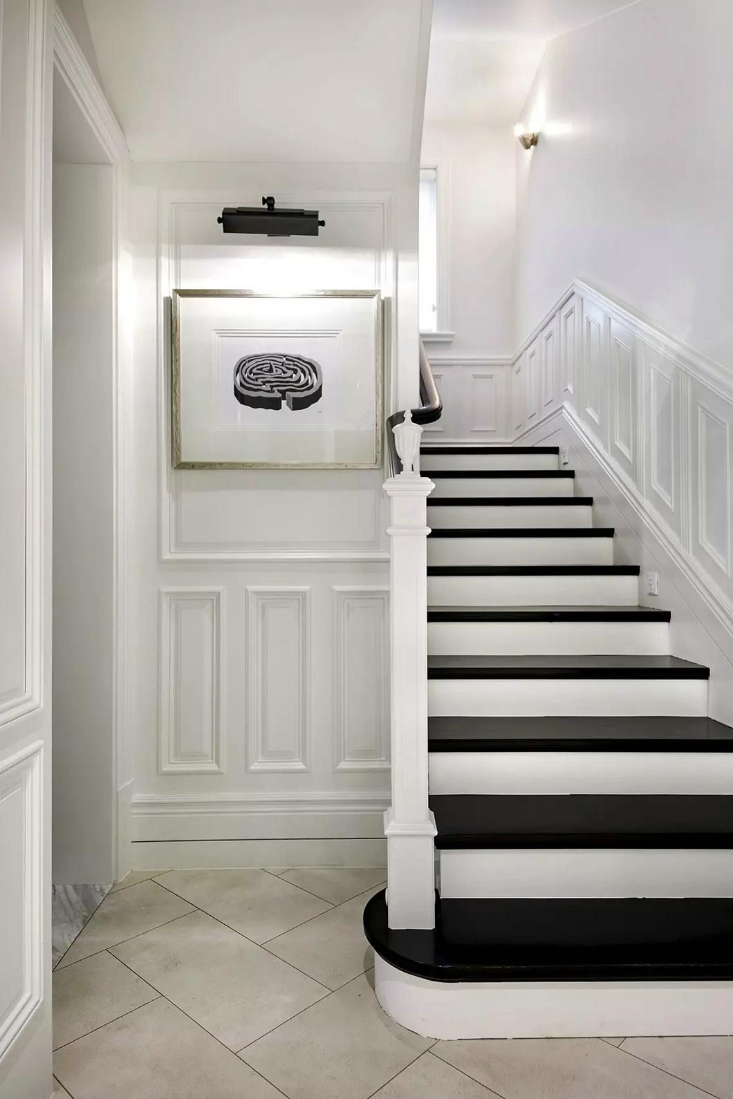 旧房改造完美蜕变楼梯图片