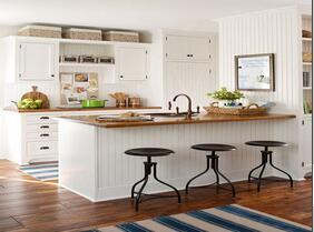 10款厨房效果图  让你体验清新与时尚