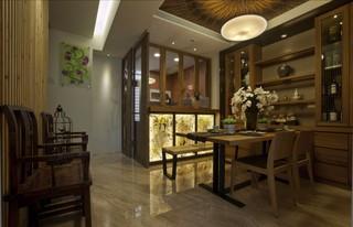 大户型中式风格餐厅每日首存送20