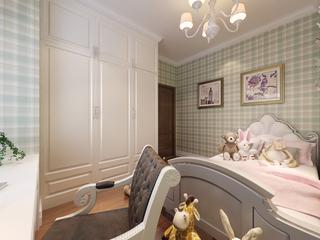 大户型美式风格儿童房装修效果图